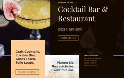 Design: Bar