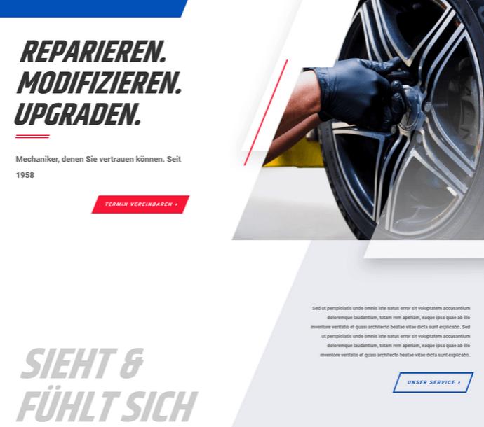 Design: Mechaniker